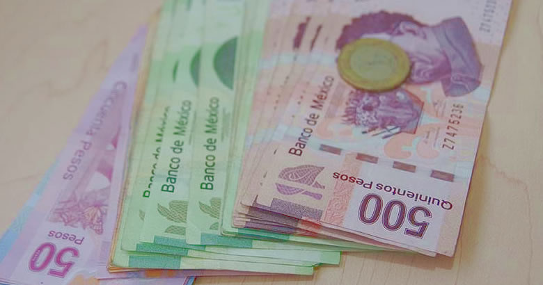 メキシコのお金
